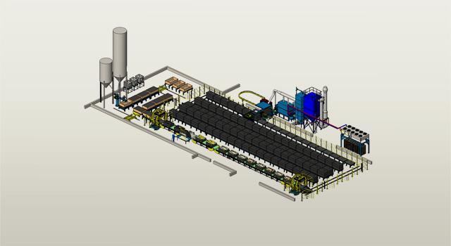 Plant Layout Planning